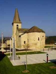 Visitez l'église de Montrodat